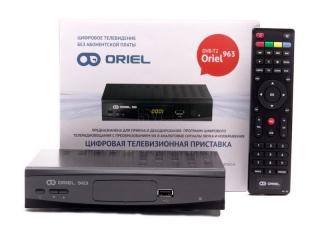 ЦИФРОВЫЕ РЕСИВЕРЫ (DVB-T2)