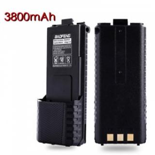 Аккумулятор Baofeng BL-5 Li-ion 3800 mah для раций Baofeng UV-5R